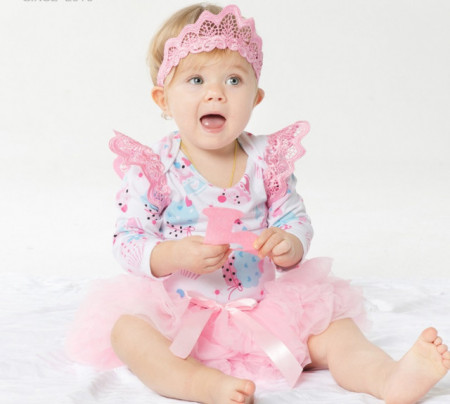 Set body cu fustita tutu - Sweety