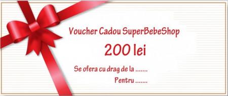 Voucher Cadou 200 lei