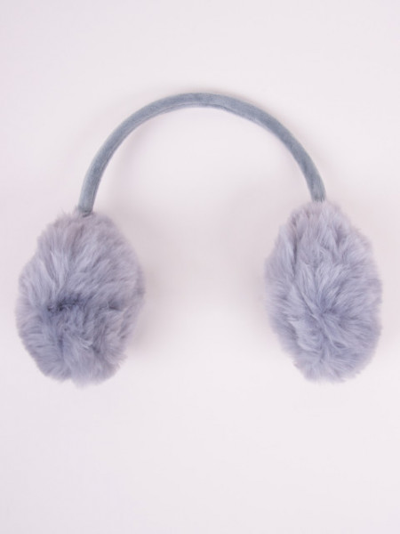 Bentita gri cu protectie pentru urechi - Ciufulici