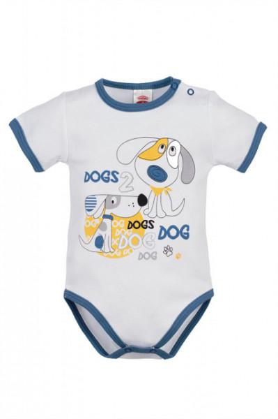 Body cu manecute scurte - Colectia Dogs