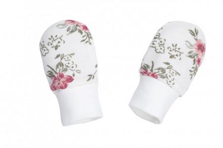 Manusi de protectie pentru bebelusi - Colectia Roses