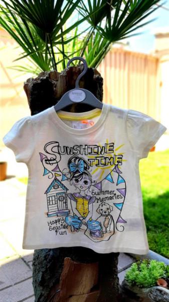 Tricou fetite - Sunshine time
