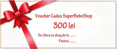 Voucher Cadou 300 lei