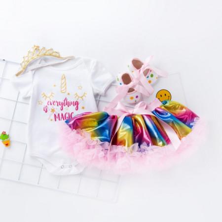 Body cu fustita - Magic unicorn