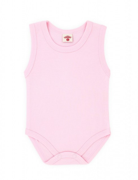 Body maiou roz - Haine Bebe