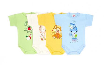Body pentru bebelusi cu imprimeu - Modele diverse