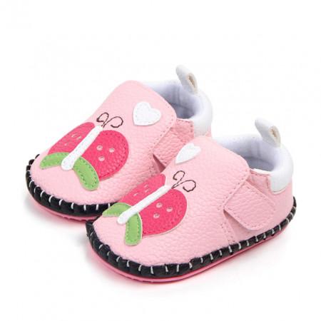 Pantofiori fetite roz - Fluturasii