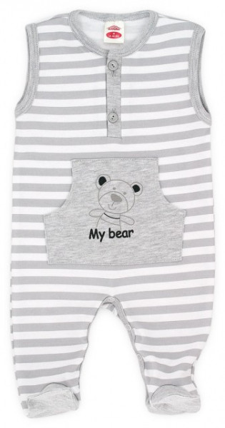 Salopeta - my bear - Haine bebelusi