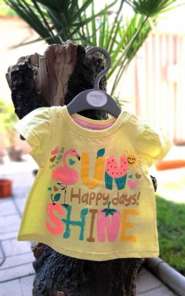Tricou fetite - Happy days