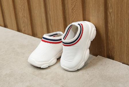 Mocasini tip adidas albi