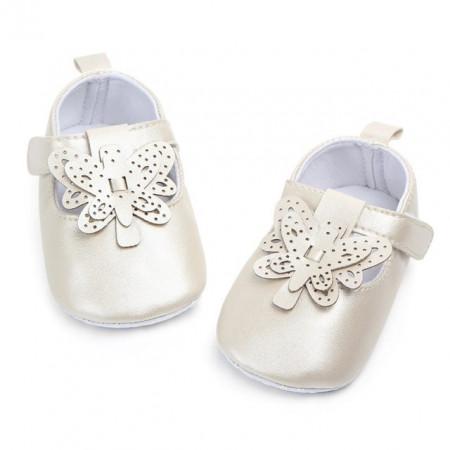 Pantofiori fetite - Fluturas sidefat