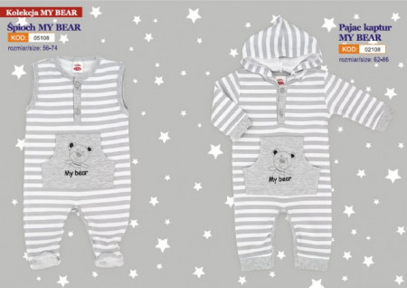 Poze Body bebe - my little bear - Haine Bebe