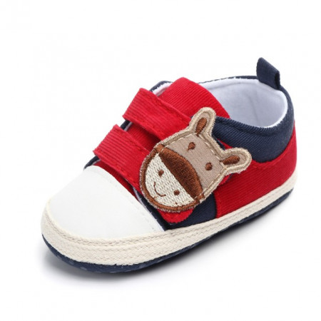 Pantofiori bebelusi rosii - Micuta girafa