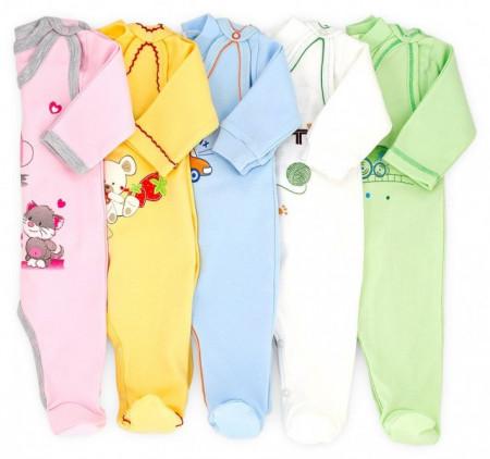 Salopeta cu bluzita pentru bebelusi - Modele Diverse
