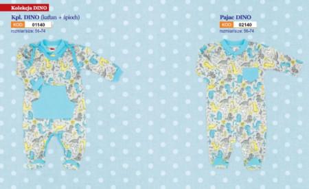 Pijama - colectia Dino - Haine Copii