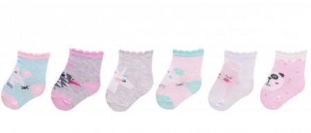 Sosetele colorate pentru bebelusi