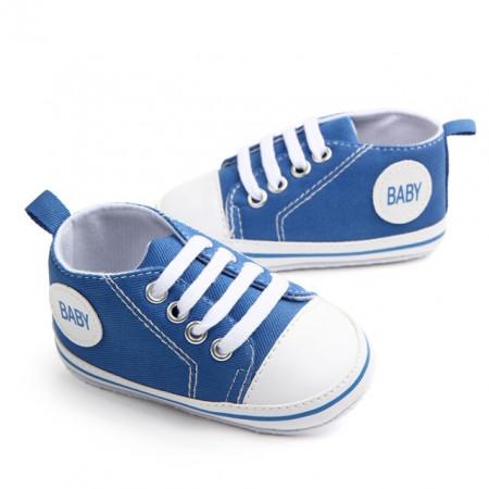 Tenisi albastri pentru bebelusi - Baby
