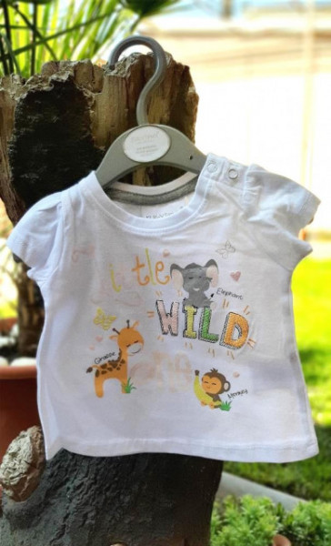 Tricou fetite - Little wild one