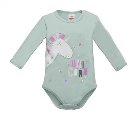 Body bebe - Colectia Unicorn Mint