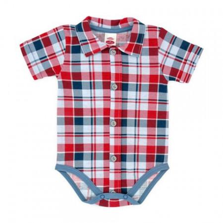 Body camasuta pentru bebelusi - Carouri
