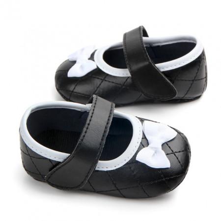 Pantofiori fetite - Fundita alba