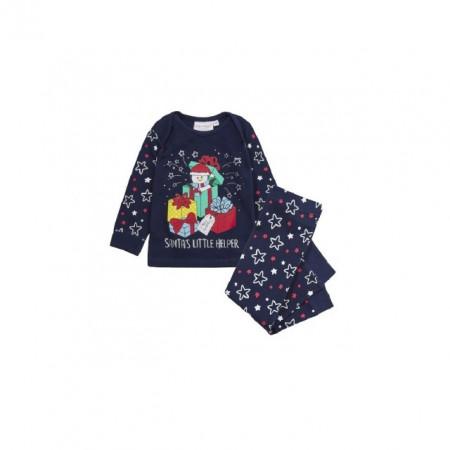 Pijama bebelusi - Santa's helper