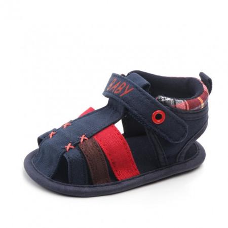 Sandale baietei bleumarine - Baby