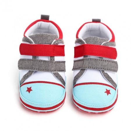 Tenisi bebelusi albi - Baby star