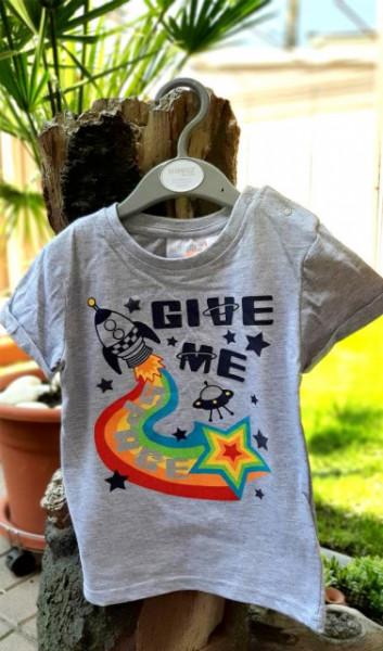 Tricou baietei - Give me space