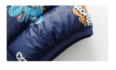 Vesta din fas bleumarine - Dino