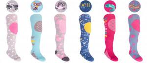 Dres cu silicon in genunchi pentru fetite - Diverse modele