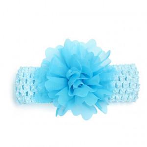 Bentita pentru fetite - Floarea albastra