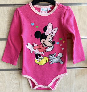 Body Minnie Baby-Colectia Disney