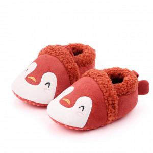 Botosei caramizii pentru bebelusi - Pinguin