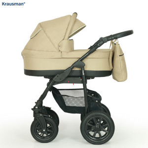 Carucior 3 in 1 model Jet Beige