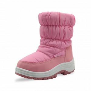 Cizme Apres Ski roz