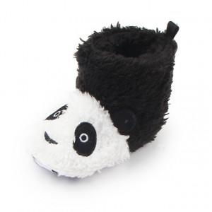 Cizmulite din blanita - Panda