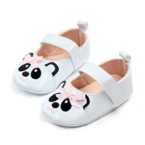 Pantofiori albi - Beautiful Panda