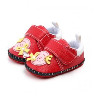 Pantofiori fetite rosii - Acadea