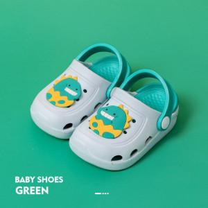 Papuci din cauciuc pentru baietei - Happy croco