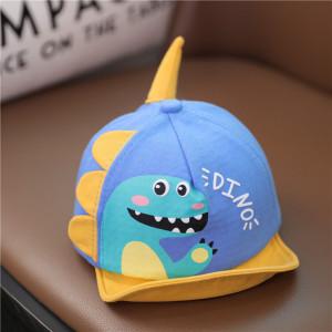 Sapca bleu cu cozoroc moale - Dino