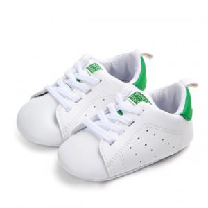 Adidasi bebelusi albi - Sport fashion