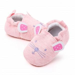 Botosei pentru bebelusi - Pink mouse