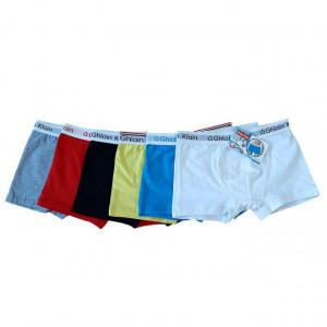 Boxeri colorati pentru baieti