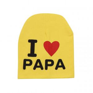 Caciulita tip fes diverse culori - I love Papa