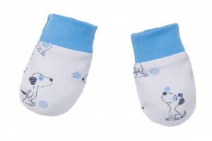 Manusi de protectie pentru bebelusi - Colectia Puppy