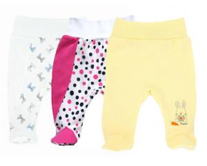 Pantalonasi cu botosei pentru fetite - Modele Diverse