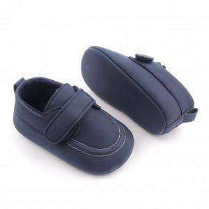 Pantofi eleganti bleumarine cu bareta