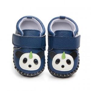 Pantofiori albastri - Ursuletul Panda