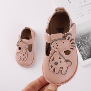Pantofiori roz - Little giraffe